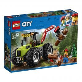 LEGO® City Great Vehicles 60181 Traktor do lesa