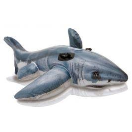 Intex Vodné vozidlo - biely žralok