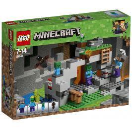 LEGO® Minecraft 21141 Jaskyňa so zombie