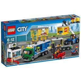 LEGO® City 60169 Town Nákladný terminál