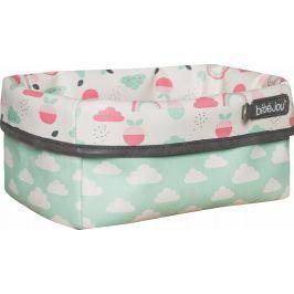 Bebe-jou Textilný košík na dojčenské potreby Blush Baby