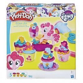 Play-Doh Pinkie Pie a tortičková oslava