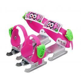 Sulov Detské korčule Kačičky - ružové