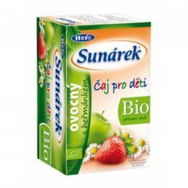 Sunárek BIO detský čaj ovocný s harmančekom 20x1,5g