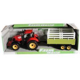 Mac Toys Traktor s prívesom