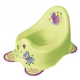 Keeeper Nočník Hippo, limetkový