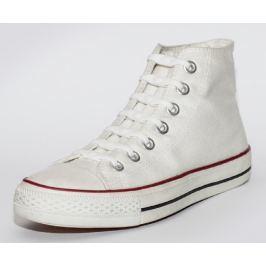 Shoeps Šnúrky biele (White)