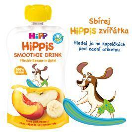 HiPP BIO Smoothie Jablko-Banán-Broskyňa 120 ml