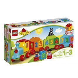 LEGO® DUPLO® My First 10847 Vláčik s číslami