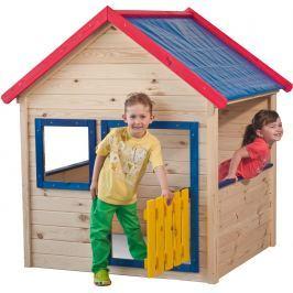 WOODY Záhradný drevený domček Erik