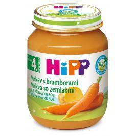 HiPP BIO Karotka so zemiakmi 6x125 g