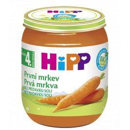 HiPP BIO Prvé mrkva 6x125g