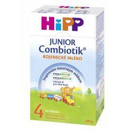 HiPP Pokračovacie dojčenské mlieko MKV 4 Junior Combiotik 4x600g