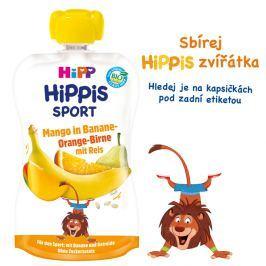 HiPP BIO Sport Hruška-Pomaranč-Mango-Banán-Ryža 120 g