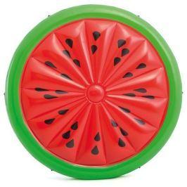 Intex Nafukovací matrac guľatá vodný melón, 183 cm