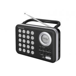 Rádio SENCOR SRD 220 BS s USB/MP3