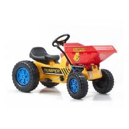 Traktor šliapací G21 CLASSIC s čelným nosičom