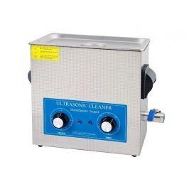 Čistička ultrazvuková VGT-1860QT 6l 150W s ohřevem, nerez