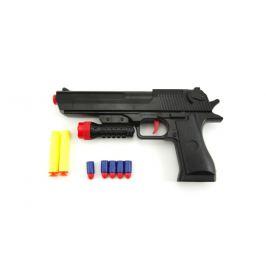 Detská pištoľ TEDDIES GLOCK na penové náboje 30 cm