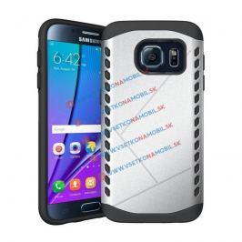 Extra odolné HEAVY DUTY púzdro Samsung Galaxy S7 strieborné