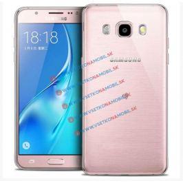 FORCELL Silikónový obal Samsung Galaxy J5 2016 priehľadný