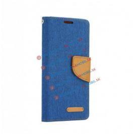 CANVAS Peňaženkové púzdro LG K8 modré