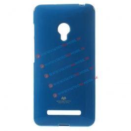 MERCURY ochranný obal Asus Zenfone 6 modrý
