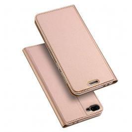 DUX Peňaženkové púzdro Asus Zenfone 4 Max (ZC554KL) ružové
