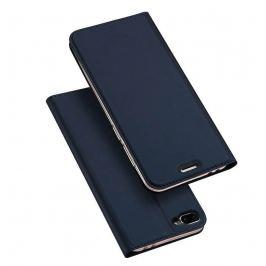 DUX Peňaženkové púzdro Asus Zenfone 4 Max (ZC554KL) modré