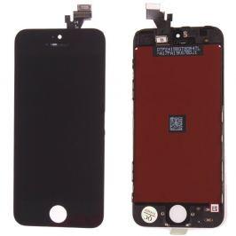 Apple iPhone 5C LCD Displej + dotyková plocha + rám AAA čierny
