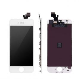 Apple iPhone 5C LCD Displej + dotyková plocha + rám AAA biely