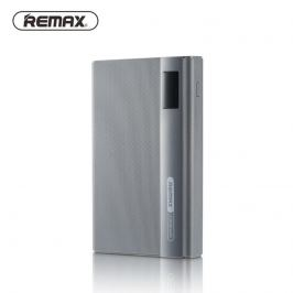 REMAX LINION PRO Externá nabíjačka 10 000 mAh strieborná
