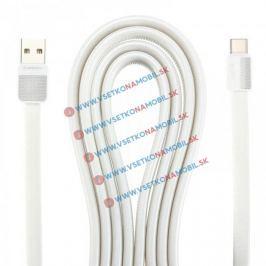 REMAX PLATINUM Dátový kábel microUSB biely