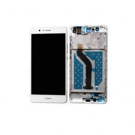 Huawei P9 Lite LCD Displej + dotyková plocha + RÁM biely