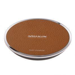 NILLKIN MAGIC DISK III FAST CHARGE/ Bezdrôtová nabíjačka brown