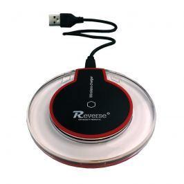 REVERSE K9 bezdrôtová nabíjačka čierna