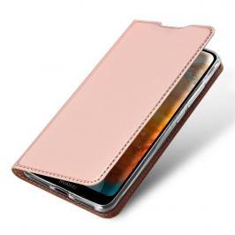 DUX Peňaženkový obal Huawei Y6 2019 / Y6s 2019 ružový