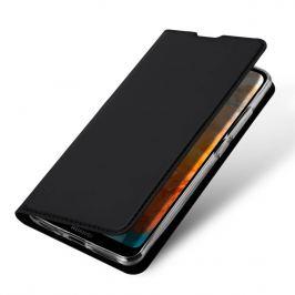 DUX Peňaženkový obal Huawei Y6 2019 / Y6s 2019 čierny
