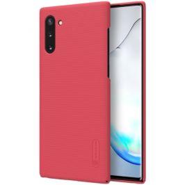 NILLKIN FROSTED Ochranný obal Samsung Galaxy Note 10 červený