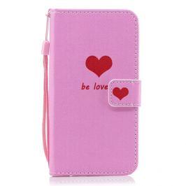 FORCELL ART Peňaženkový kryt Samsung Galaxy Note 10 Plus HEART