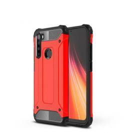 FORCELL TOUGH Ochranný kryt Xiaomi Redmi Note 8 červený
