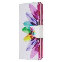 FORCELL ART Peňaženkový kryt Xiaomi Redmi Note 8 Pro  COLORFUL FLOWER