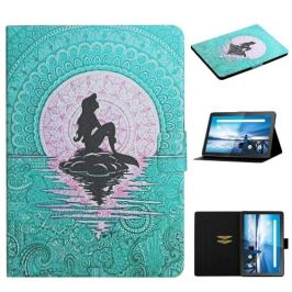 FORCELL LEATHER Zaklápací obal Lenovo Tab M10 (X605F/X505L) MERMAID