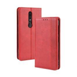 FORCELL BUSINESS Peňaženkový obal Nokia 4.2 červený