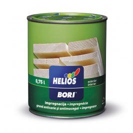 HG Helios Group BORI IMPREGNÁCIA - ochrana proti červotočom a hubám - bezfarebná - 0,75 L