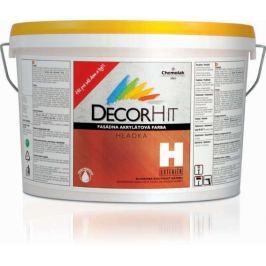Chemolak DECORHIT H - farba fasádna hladká - 0100 - biela - 15 Kg