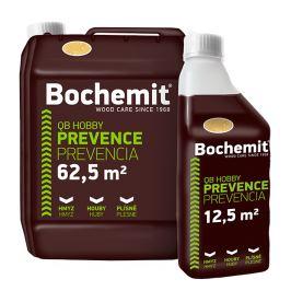 Bochemie Bochemit QB Hobby - dlhodobá ochrana dreva - hnedý - 5 L