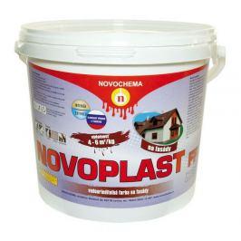 NOVOCHEMA Novoplast FF - výplňová fasádna farba - biela - 5 Kg