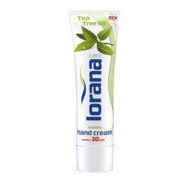 Skľudňujúci krém na ruky Tea tree - LORANA - 100 ml