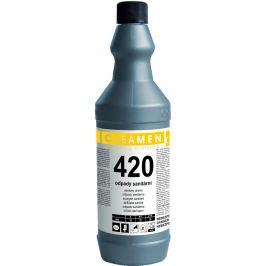 Cleamen sanitárny prostriedok na odpady - CLEAMEN 420 - 1 L